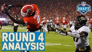 Round 4 Player Highlights & Pick Analysis | 2019 NFL Draft