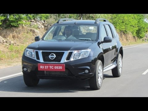 nissan terrano test drive in india youtube. Black Bedroom Furniture Sets. Home Design Ideas
