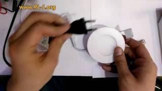 Подключение потолочного светильника(Коротко о подключении и монтаже потолочного светильника. Потолочные светильники - http://pl-1.org/svetilniki-potolochnye..., 2016-05-27T14:03:57.000Z)