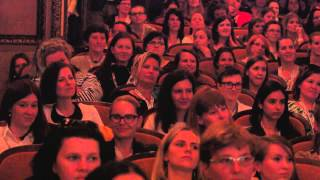 Don´t dream your life, live your dream! | Eva Le Peutrec | TEDxPragueWomen