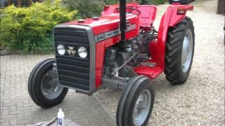 Massey Ferguson 240 Restoration