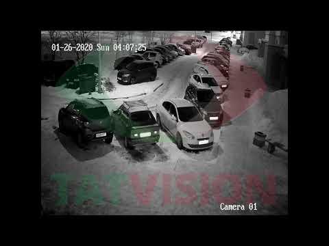 В соцсетях Нижнекамска появилось видео погони инспекторов ДПС за нарушителями