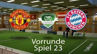 Spiel 23: Manchester United 1-2 FC Bayern München │U12 Hallenmasters TuS Traunreut 2017