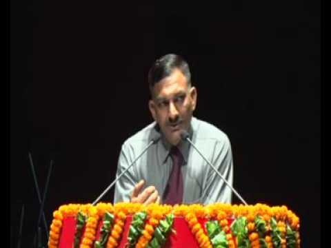 Speech of Naib Subedar Sanjay Kumar, PVC