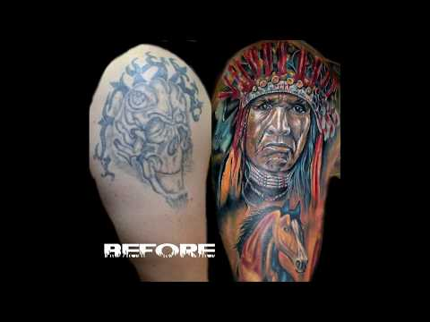 Best Tattoo Cover Ups part 1