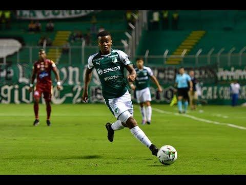 Cali vs. Tolima (2-1) | Liga Aguila 2019-1| Fecha 14