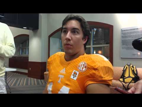 Justin Worley named Tennessee