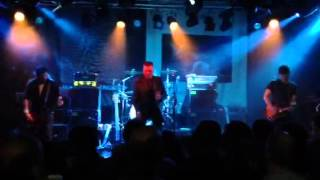 Joy Division's Glass - Crispy Ambulance's Alan Hempsall with (Peter Hook &) The Light