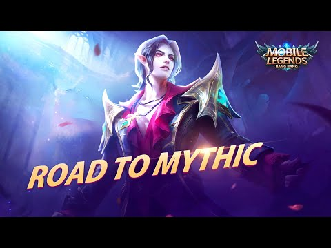 Road to Mythic | Embrace of Night | Cecilion | Mobile Legends: Bang Bang