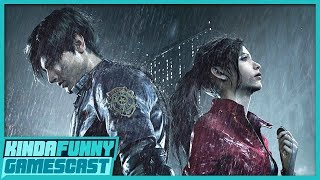 Resident Evil 2 Review - Kinda Funny Gamescast Ep. 206