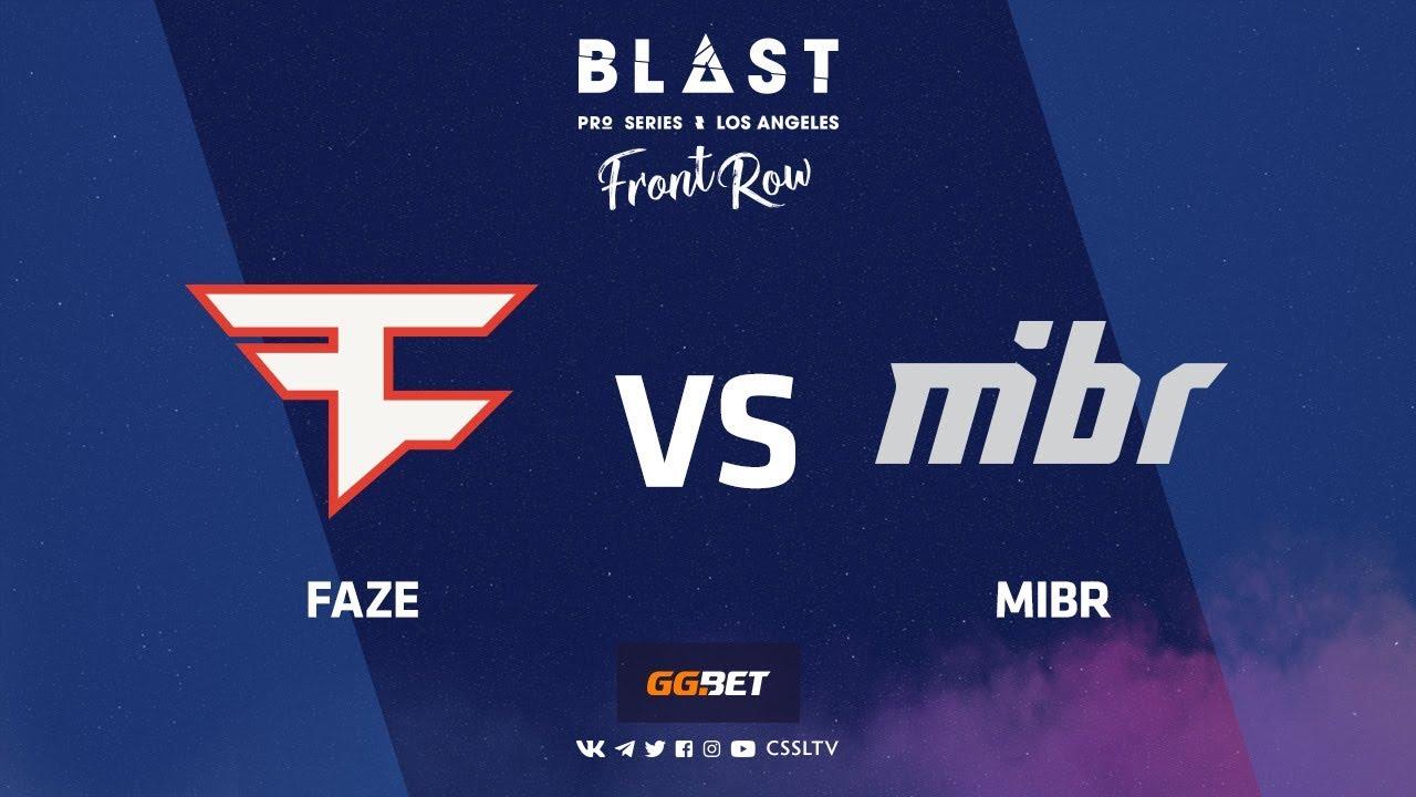 FaZe vs MIBR | Inferno | BLAST Pro Series Los Angeles 2019