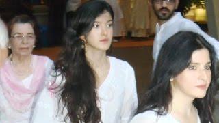 Check out Sanjay Kapoor's beautiful daughter Shanaya Kapoor !