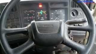 2001 Scania 124G 360/380 Startup