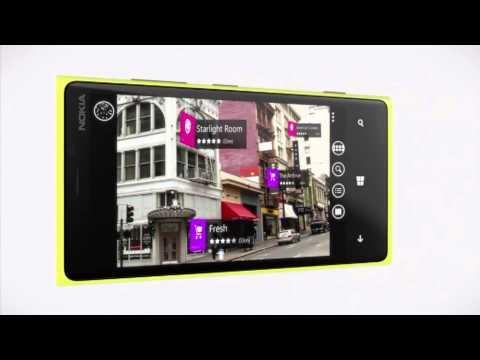 Présentation Nokia Lumia 920 - Virgin Mobile