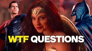 5 Biggest Justice League WTF Questions