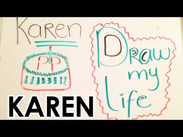 Draw My Life Karen - Platica Polinesia
