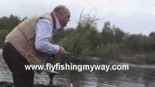 www.flyfishingmyway.com Fishing at Packington Lakes and River Blythe