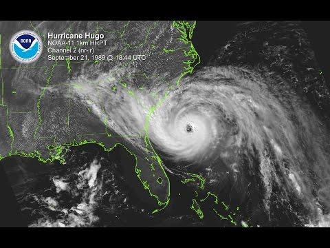 690 WPDQ Jacksonville -  Hurricane Hugo Broadcast