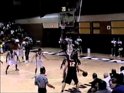 Lewis Muse Basketball Highlights (Concord University)