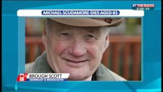 Michael Scudamore News Tribute
