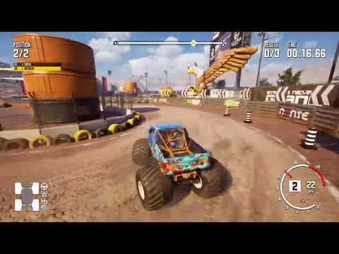 Monster Truck Championship gameplay |