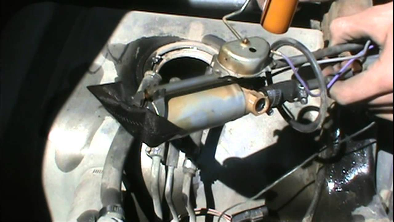 maxresdefault s10 fuel pump replacement youtube 1990 Chevy S10 4.3 Wiring-Diagram at readyjetset.co