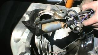 S10 Fuel Pump Replacement