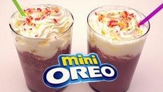 OREO Cookies and Banana milkshake DIY Very Yummy!