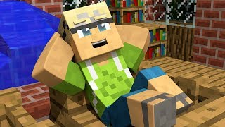 DECORATING MY NEW OFFICE - Minecraft Evolution SMP #35