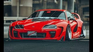 EPIC TOYOTA SUPRA & 2JZ Big Turbo Sounds !!!