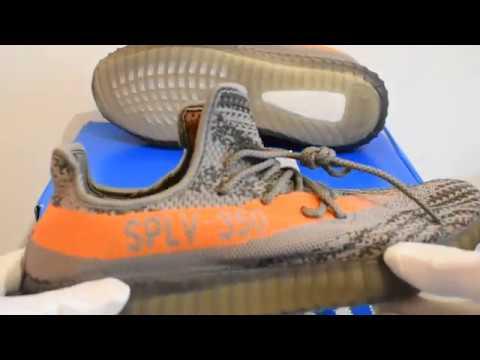 Adidas Yeezy Sply 350 Original - YouTube