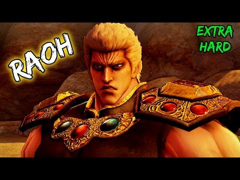 Fist of the North Star: Lost Paradise - Boss Battles: 9 - Raoh (EXTRA HARD)