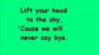 Bye Bye-Mariah Carey w/lyrics