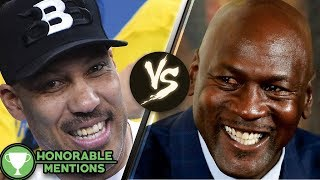 LaVar Ball Issues 1-on-1 PPV Challenge to Michael Jordan -HM