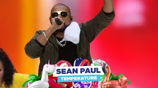 sean paul   temperature live at capitals summertime ball 2018