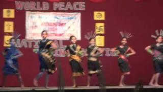 Bamboo Dance St Judes high School