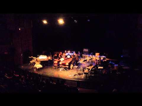 Kalabash - Nigel Westlake - HSU Percussion