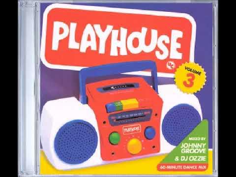 Johnny Groove & DJ Ozzie - Playhouse Vol 3