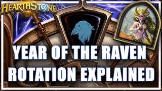 Year of the Raven Rotation Explained - Which Decks and Classes Will Lose the Most?