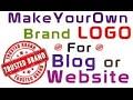 How To Make Brand Logo In Hindi/urdu