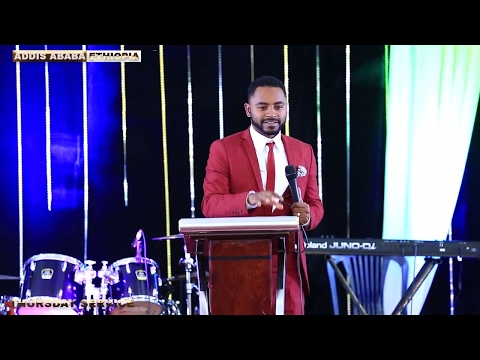 Presence Tv Channel ( ማን ይበልጣል? )May 17, With Prophet Suraphel Demissie