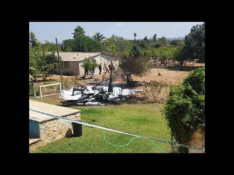 مقتل 7 أشخاص في تصادم بين طائرة هليكوبتر وطائرة صغيرة في مايوركا …  - نشر قبل 4 ساعة