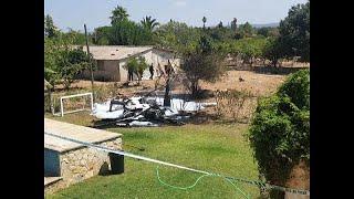 مقتل 7 أشخاص في تصادم بين طائرة هليكوبتر وطائرة صغيرة في مايوركا …