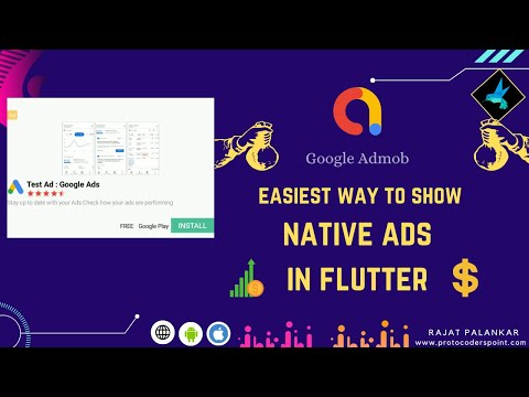 [Easiest] Way to show Native Admob Ads in Flutter app