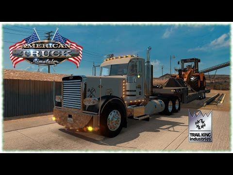 American Truck Simulator - 389/Trail King Dovetail