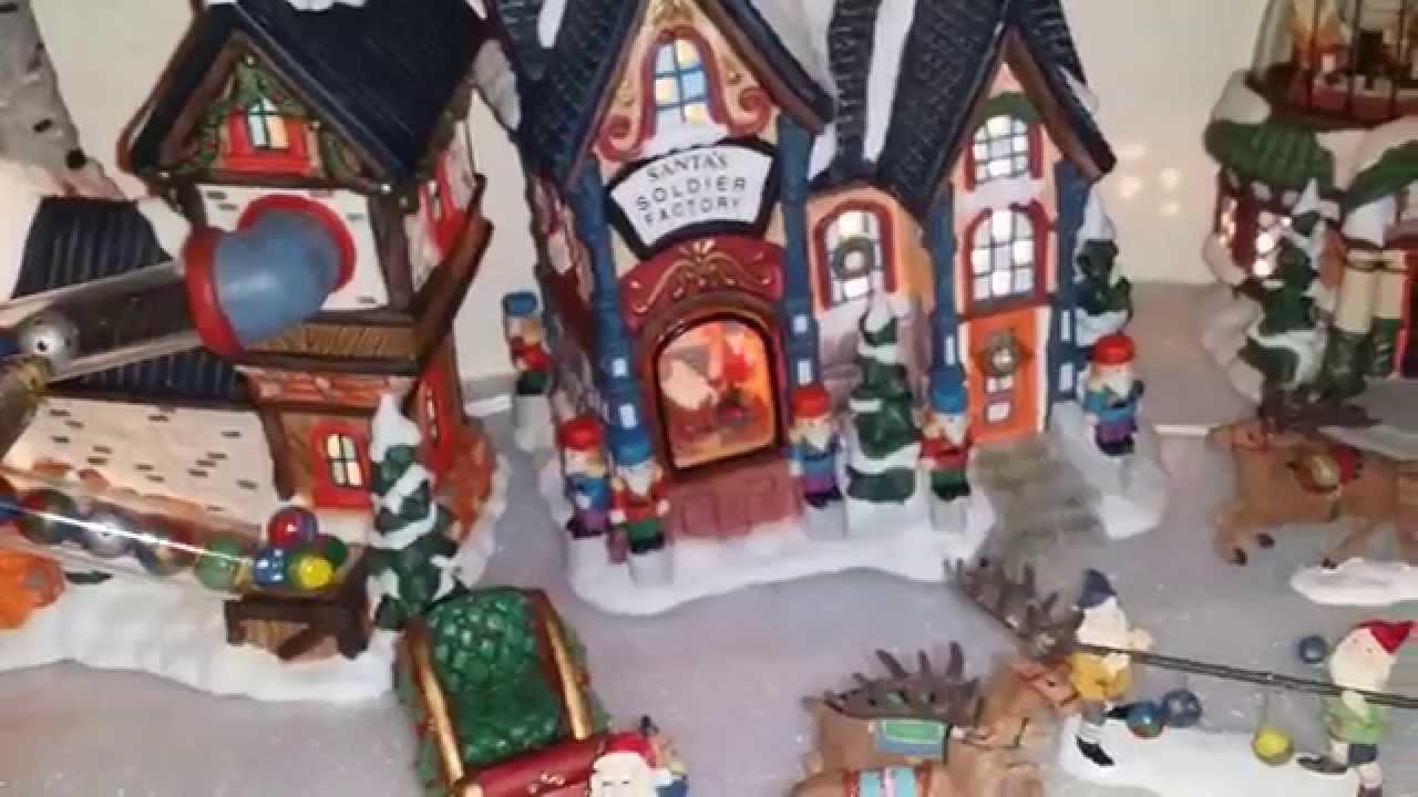 Kirkland Santa\'s village - YouTube