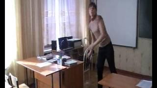 Презентация кабинета русского языка и литературы