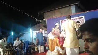dummy horse dance (poikkal kuthirai attam) performed by GOPALAKRISHNAN