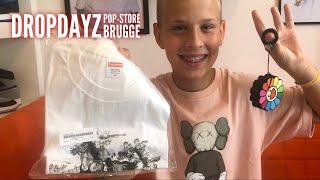 Dropdayz Hypebeast Pop-Up Store Brugge