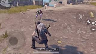YOU WOULDNT BELIEVE WHAT HAPPENED IN THE TRAINING AREA😩😂-PUBG MOBILE /whodatsworld